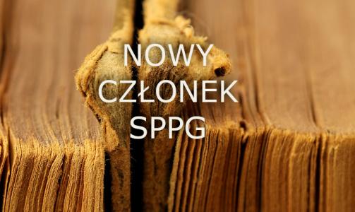 Nowy członek Stowarzyszenia – Pogotowie Genealogiczne